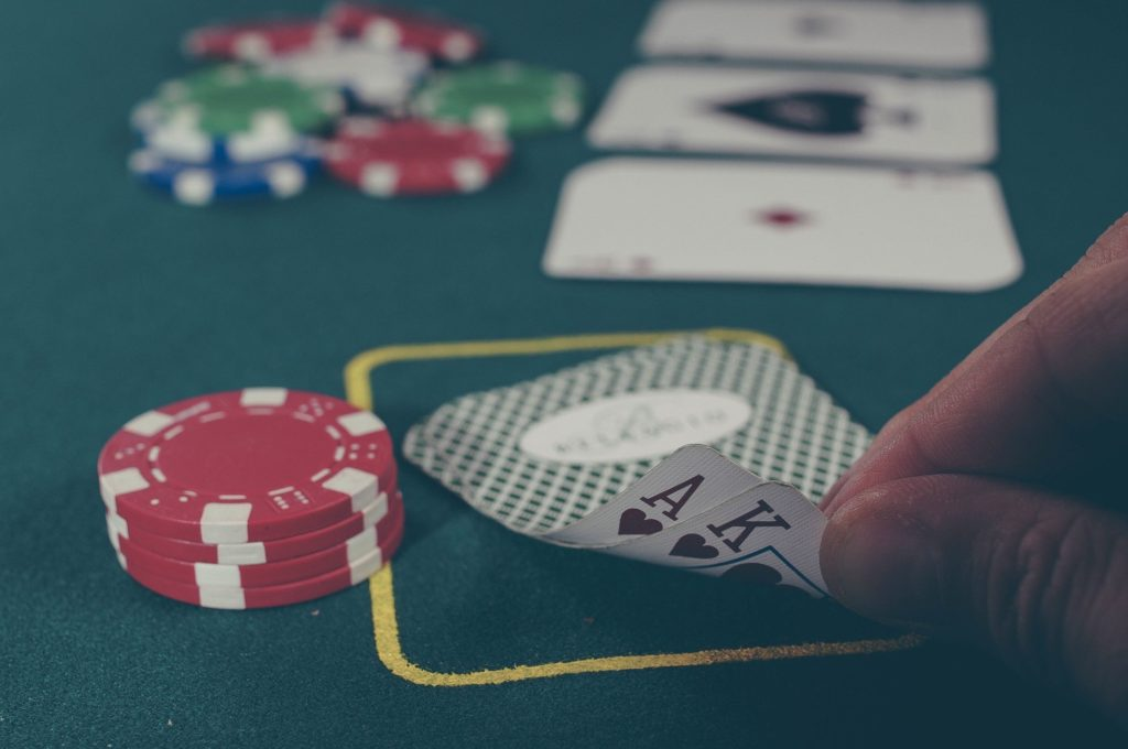 Poker vila madalena